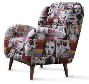 Fotelja Nađa