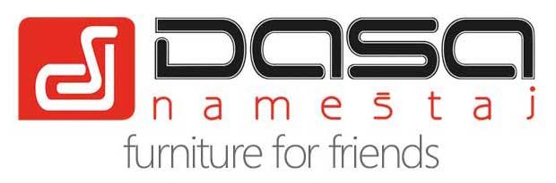 Dasa namestaj Logo